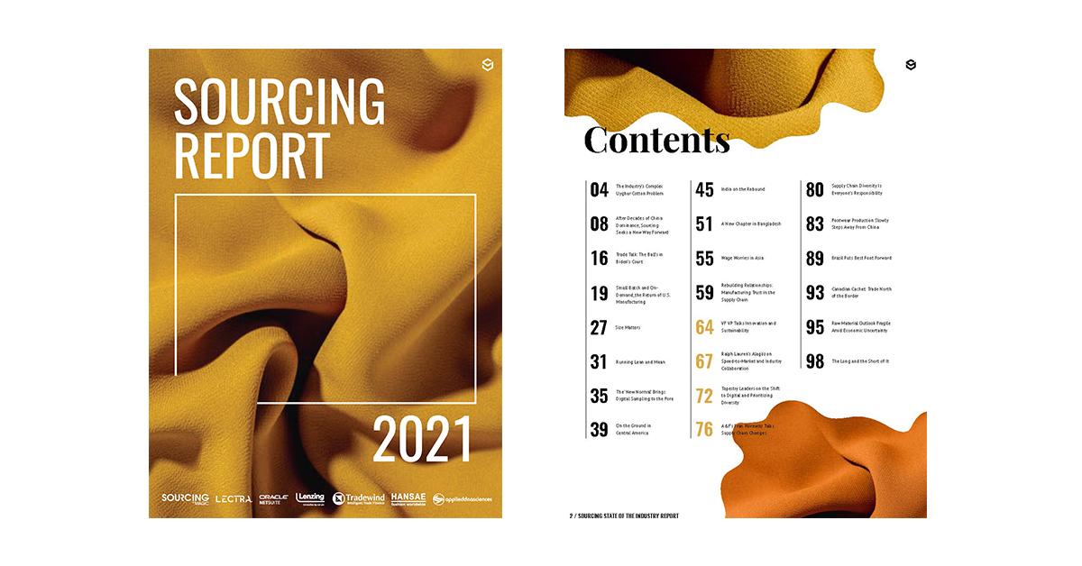 Sourcing Report